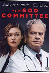 The God Committee DVD Cover