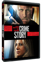 Crime Story DVD Cover