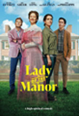 Lady of the Manor DVD Cover