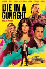 Die in a Gunfight DVD Cover