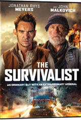 The Survivalist DVD Cover