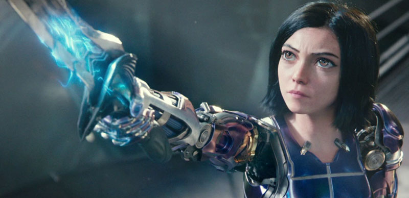 Alita: Battle Angel - Now Playing