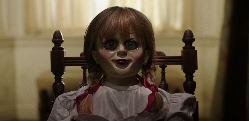 Annabelle: Creation - Now Playing