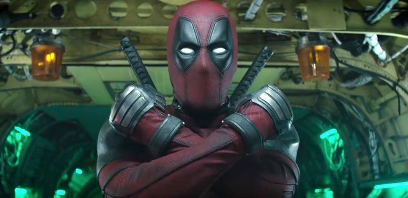 'Deadpool 2' - Now Playing