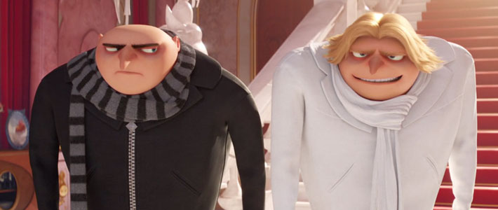 Despicable Me 3 - Official Trailer 2 Poster