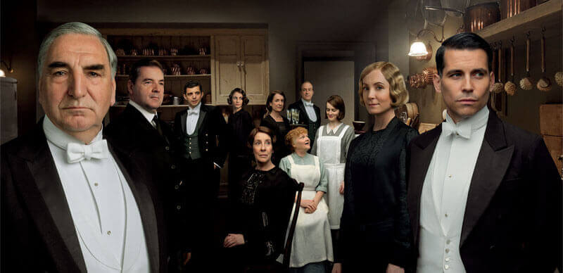 Downton Abbey - in theaters September 20