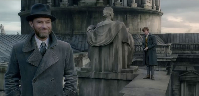Fantastic Beasts: The Crimes of Grindelwald - Teaser Trailer