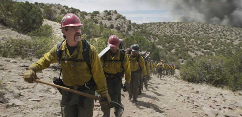 Only the Brave - Now Playing