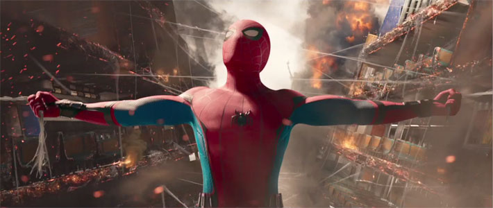 Spider-Man: Homecoming - Official Trailer 2