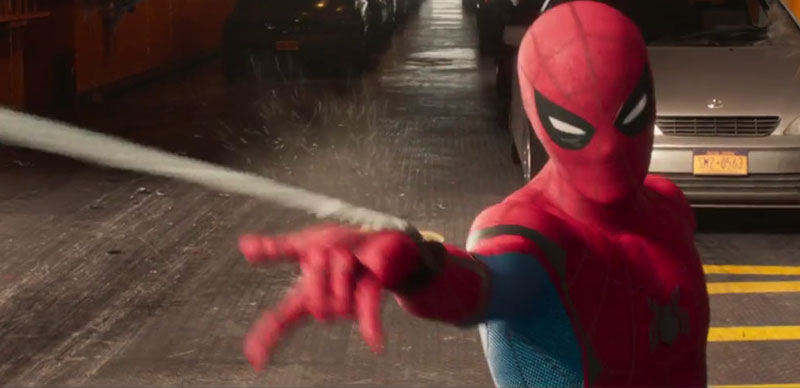 Spider-Man: Homecoming - Trailer #3