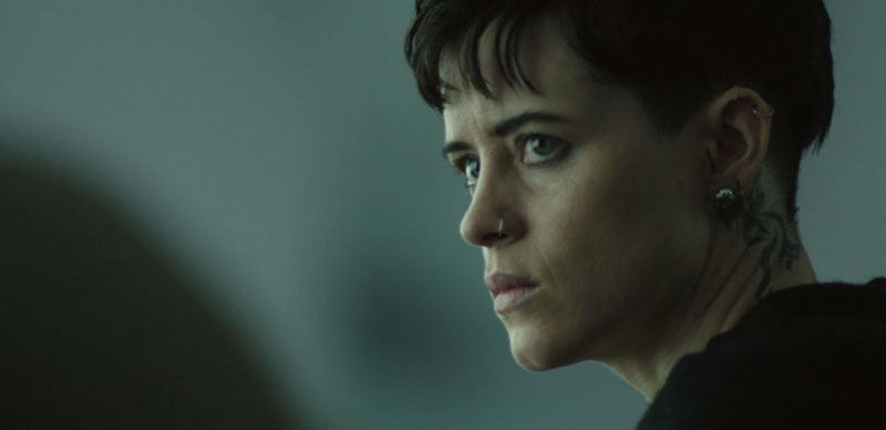 'The Girl in the Spider's Web' Trailer #2