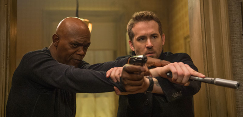 The Hitman's Bodyguard - Now Playing