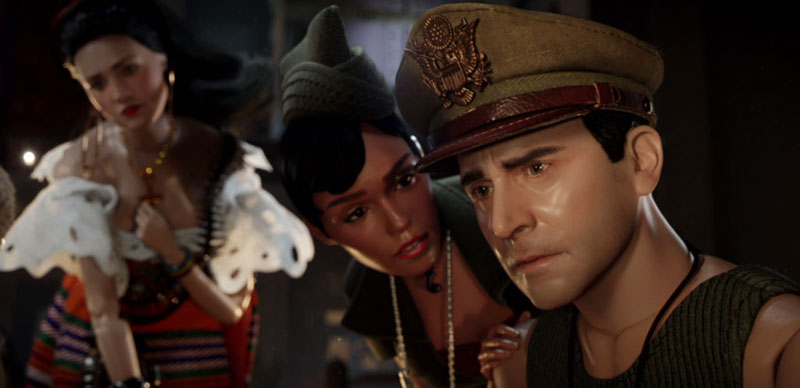 'Welcome to Marwen' Trailer #2