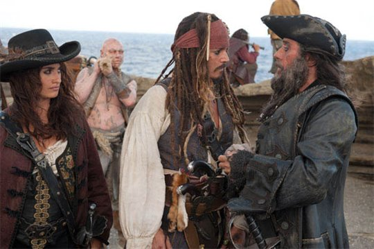 Pirates of the Caribbean: On Stranger Tides Photo 4 - Large