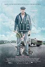 A Man Called Ove (En Man Som Heter Ove) Movie Poster
