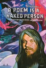 A Poem Is a Naked Person Movie Poster