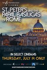 AAIC: St. Peter's and The Papal Basilicas of Rome Movie Poster