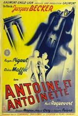 Antoine and Antoinette (Antoine et Antoinette) (1947) Movie Poster