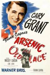 Arsenic and Old Lace Movie Poster