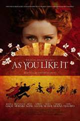 As You Like It Movie Poster