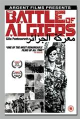 Battle Of Algiers Movie Poster