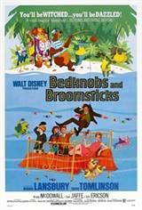 Bedknobs and Broomsticks Movie Poster