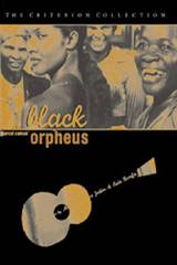 Black Orpheus Movie Poster
