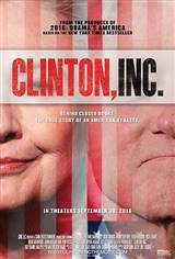Clinton, Inc. Movie Poster