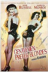 Gentlemen Prefer Blondes Movie Poster