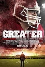 Greater Movie Poster
