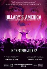 Hillary's America: The Secret History of the Democratic Party Movie Poster Movie Poster