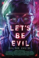 Let's Be Evil Movie Poster
