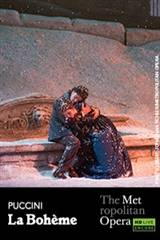 Metropolitan Opera: La Boheme - Encore Movie Poster