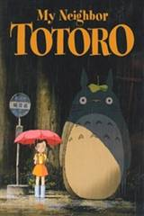 My Neighbor Totoro Movie Poster