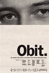 Obit Movie Poster