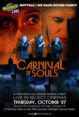 RiffTrax Live: Carnival of Souls Poster