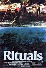 Rituals (1977) Movie Poster