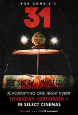 Rob Zombie's 31 Poster