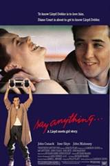 Say Anything Movie Poster