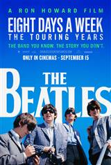 The Beatles: Eight Days a Week - The Touring Years Movie Poster