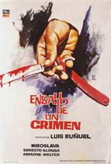 The Criminal Life of Archibaldo de la Cruz Movie Poster