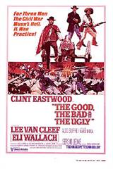 The Good, The Bad And The Ugly Movie Poster Movie Poster