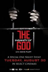 The Insanity of God Movie Poster