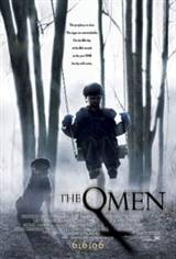 The Omen (1976) Movie Poster