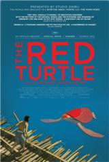 The Red Turtle Movie Poster