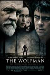 The Wolf Man Movie Poster