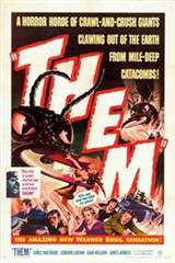 Them! (1954) Movie Poster