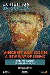 Vincent Van Gogh - A New Way Of Seeing (Exhibition On Screen) Movie Poster
