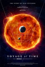 Voyage of Time: The IMAX Experience Movie Poster
