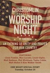 Worship Night in America: An Evening of Unity and Prayer for our Country Movie Poster
